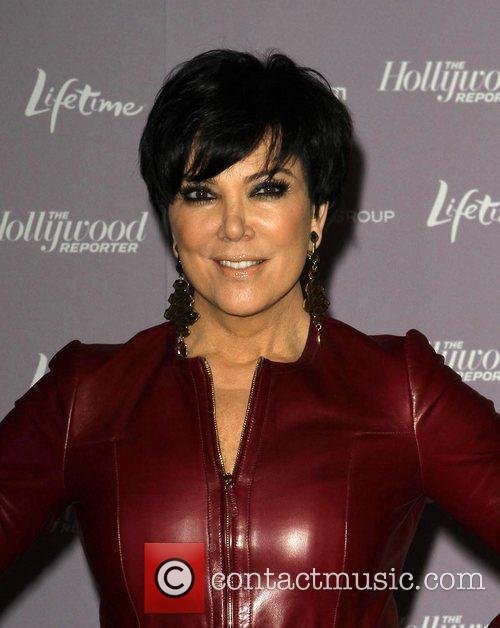 Kris Jenner The Hollywood Reporter's Annual 'Power 100:...