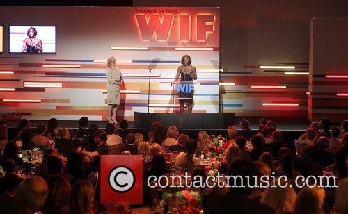 Meryl Streep, Viola Davis and Beverly Hilton Hotel 3