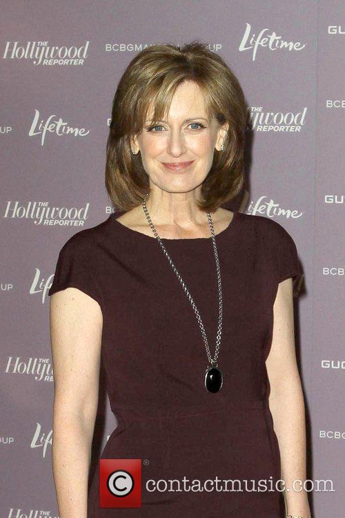 Anne Sweeney The Hollywood Reporter's Annual 'Power 100:...