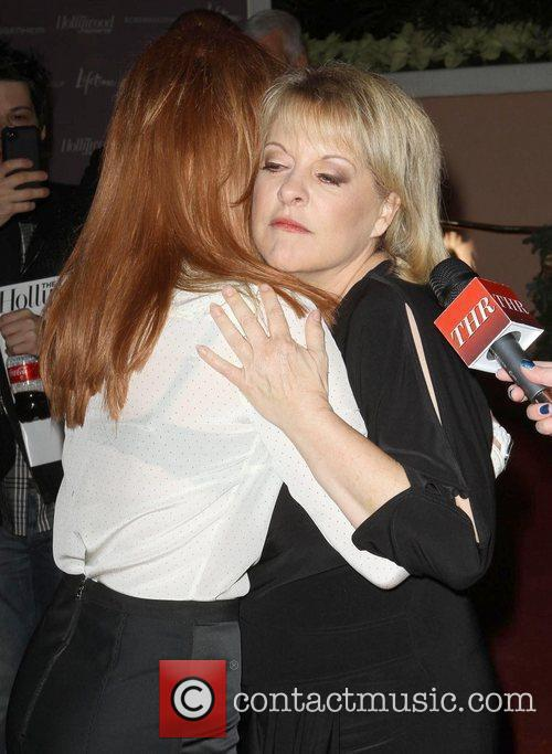 Kathy Griffin, Nancy Grace The Hollywood Reporter's Annual...