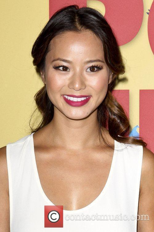 Jamie Chung and Beverly Hilton Hotel 5
