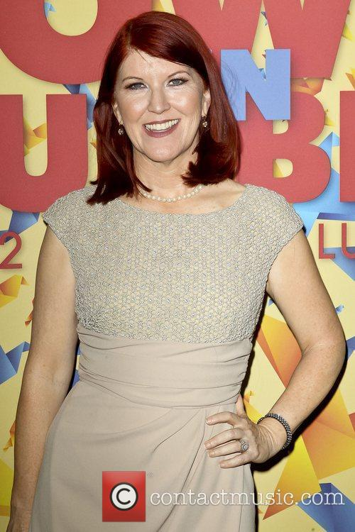Kate Flannery and Beverly Hilton Hotel 3