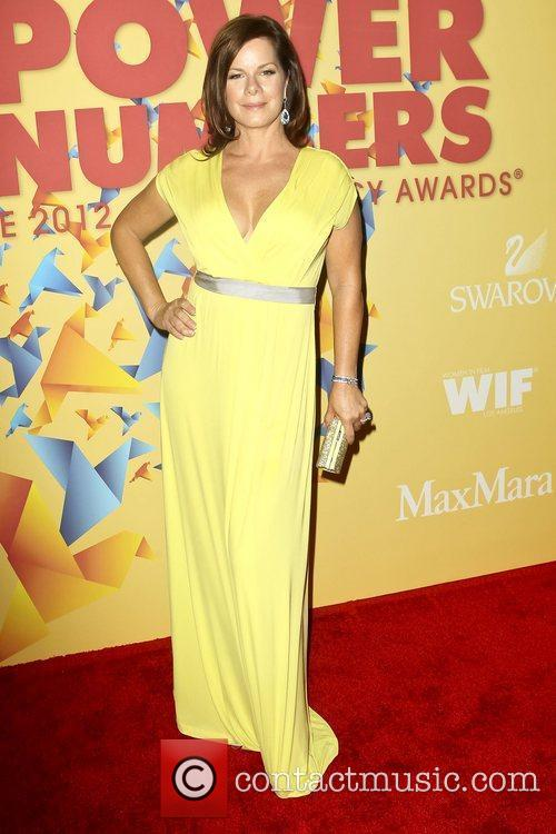 Marcia Gay Harden and Beverly Hilton Hotel 5