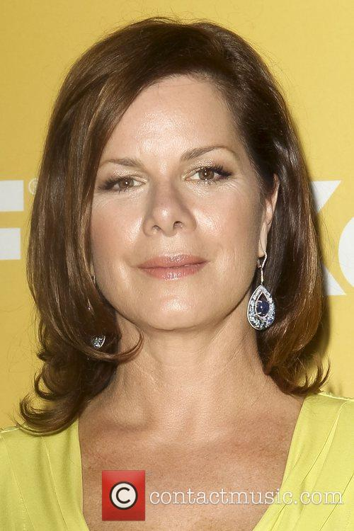 Marcia Gay Harden and Beverly Hilton Hotel 1