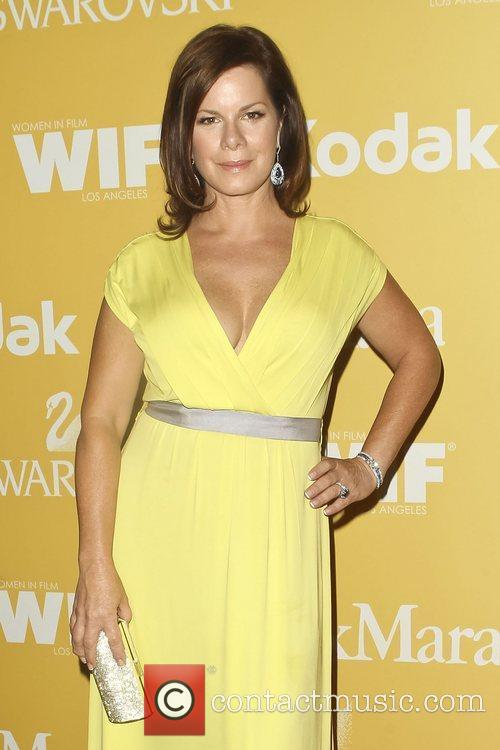 Marcia Gay Harden and Beverly Hilton Hotel 7