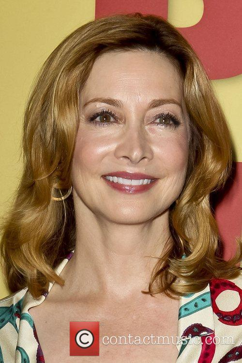 Sharon Lawrence and Beverly Hilton Hotel 1