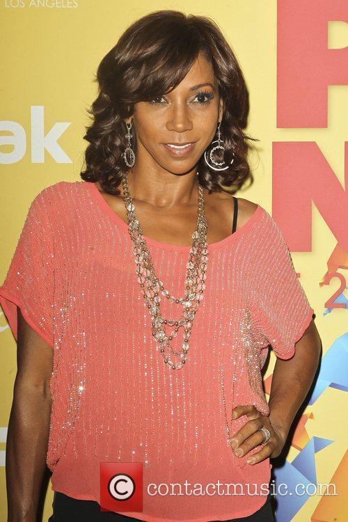 Holly Robinson Peete and Beverly Hilton Hotel 2