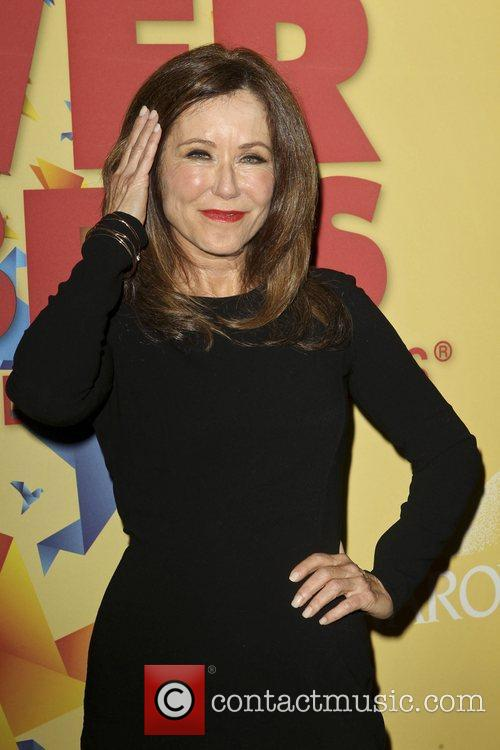 Mary Mcdonnell and Beverly Hilton Hotel 2