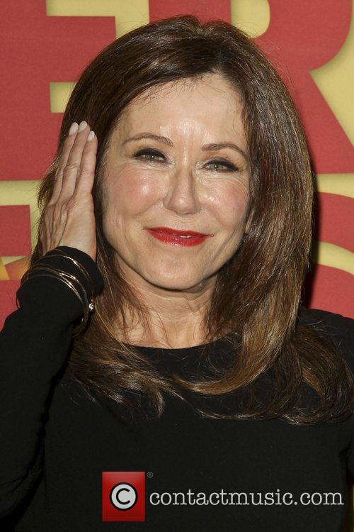 Mary Mcdonnell and Beverly Hilton Hotel 3