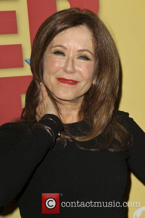 Mary Mcdonnell and Beverly Hilton Hotel 4