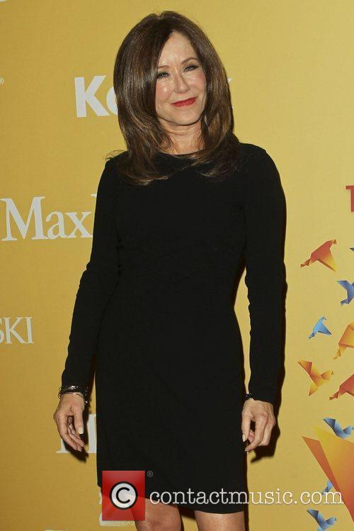 Mary Mcdonnell and Beverly Hilton Hotel 6