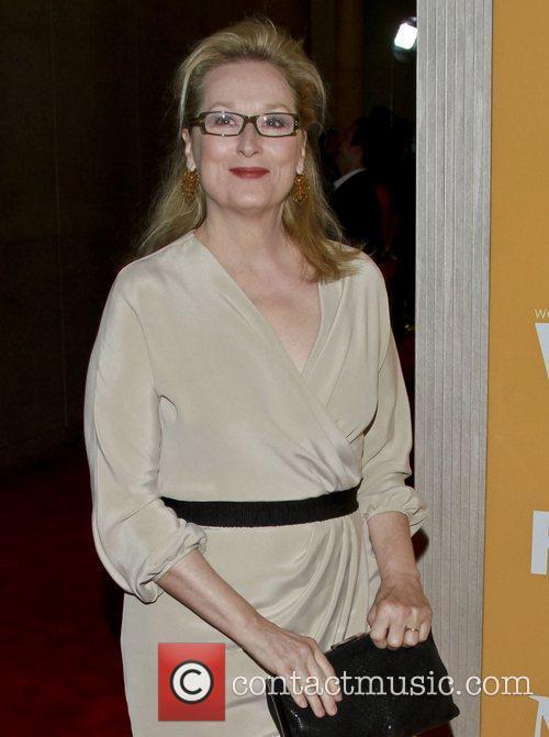 Meryl Streep and Beverly Hilton Hotel 2