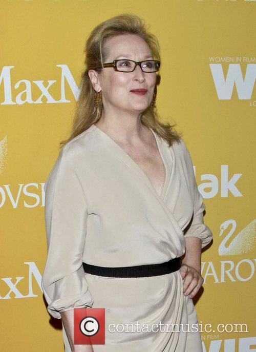 Meryl Streep and Beverly Hilton Hotel 3