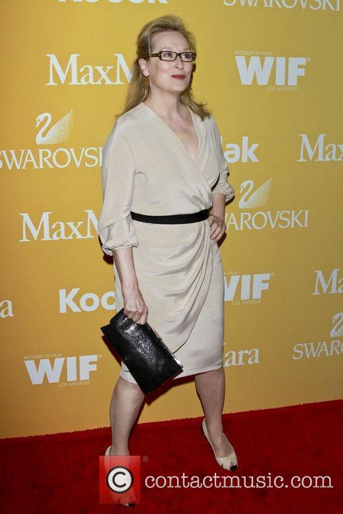 Meryl Streep and Beverly Hilton Hotel 1
