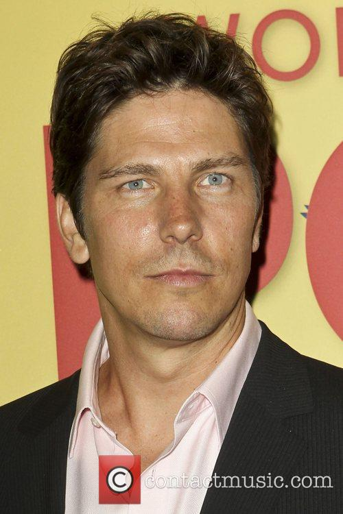 Michael Trucco and Beverly Hilton Hotel 5