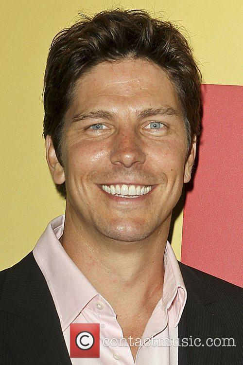 Michael Trucco and Beverly Hilton Hotel 6