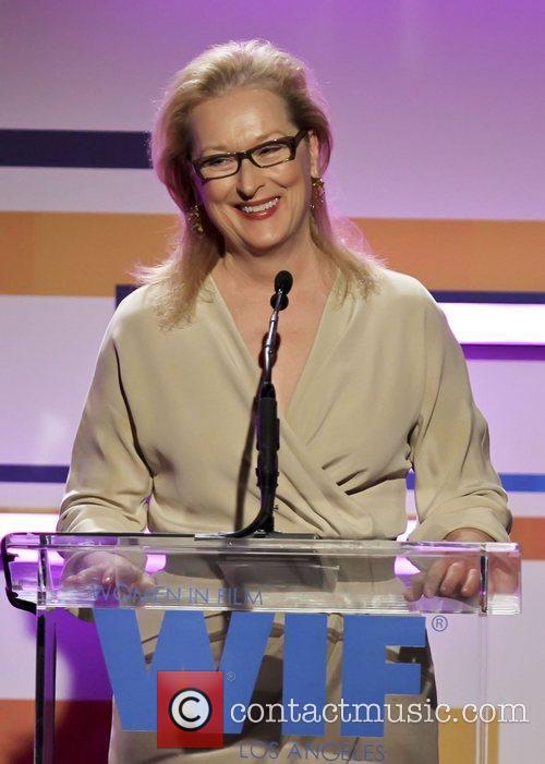 Meryl Streep and Beverly Hilton Hotel 2