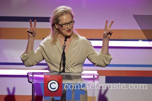 Meryl Streep and Beverly Hilton Hotel 6