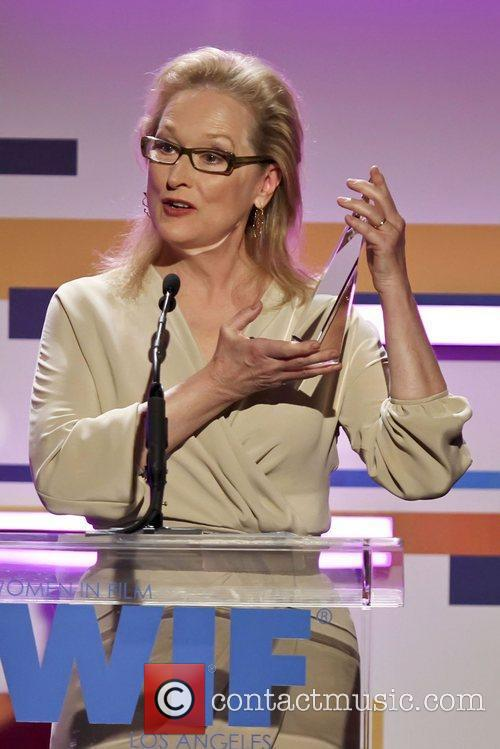 Meryl Streep and Beverly Hilton Hotel 7