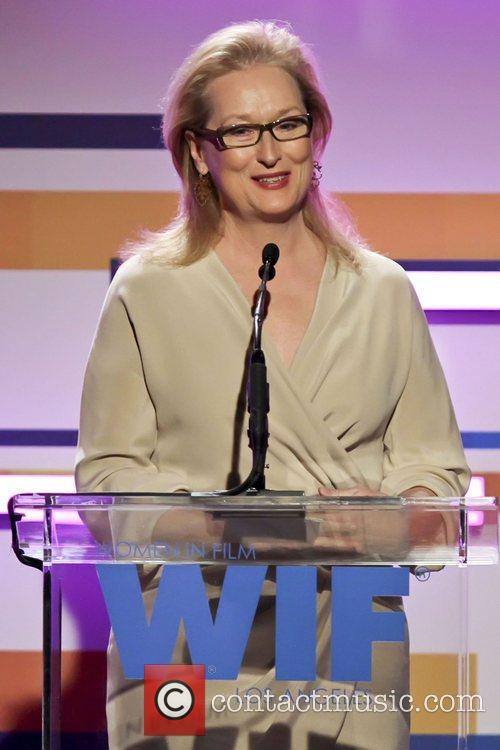 Meryl Streep and Beverly Hilton Hotel 8