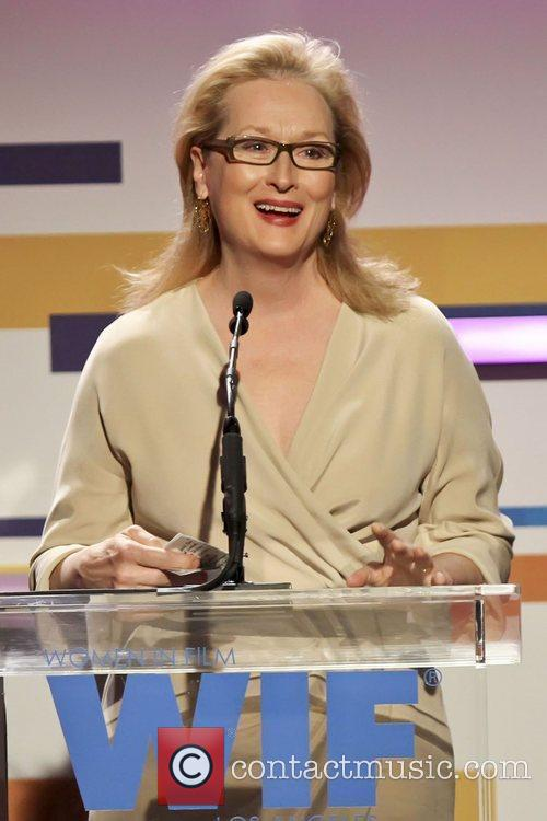 Meryl Streep and Beverly Hilton Hotel 9