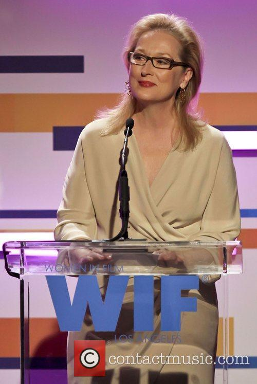Meryl Streep and Beverly Hilton Hotel 10