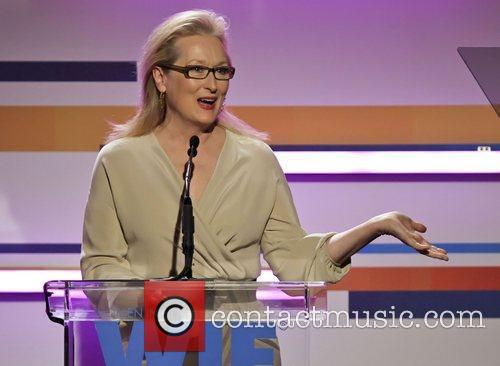 Meryl Streep and Beverly Hilton Hotel 11
