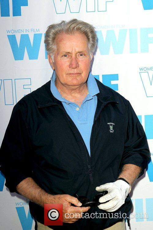 Martin Sheen and Celebrity Golf Classic 6