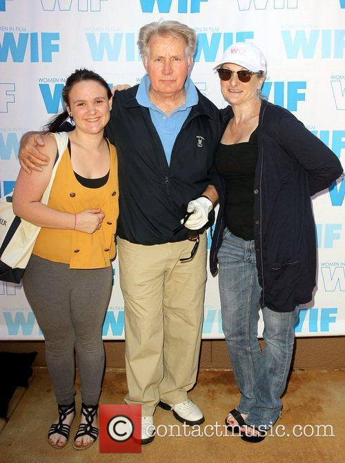 Martin Sheen and Celebrity Golf Classic 9