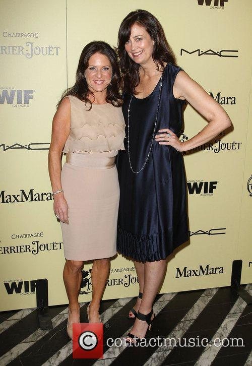 Cathy Schulman, Jane Fleming 5th Annual Women In...