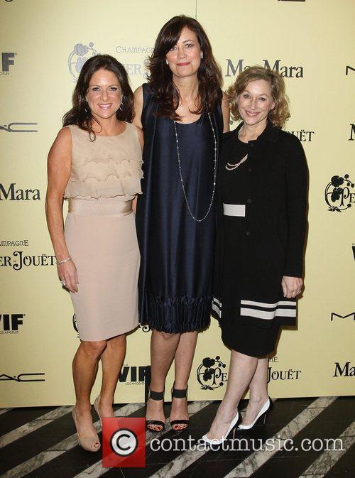 Cathy Schulman, Jane Fleming, Gayle Nachlis 5th Annual...