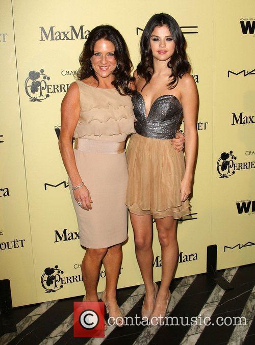 Cathy Schulman, Selena Gomez 5th Annual Women In...