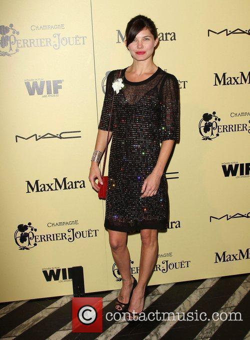 Delphine Chaneac 5th Annual Women In Film Pre-Oscar...