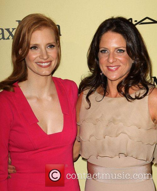 Jessica Chastain, Cathy Schulman 5th Annual Women In...