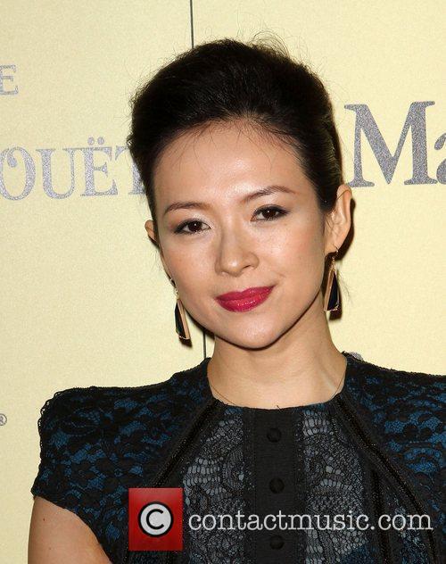 Zhang Ziyi 5th Annual Women In Film Pre-Oscar...