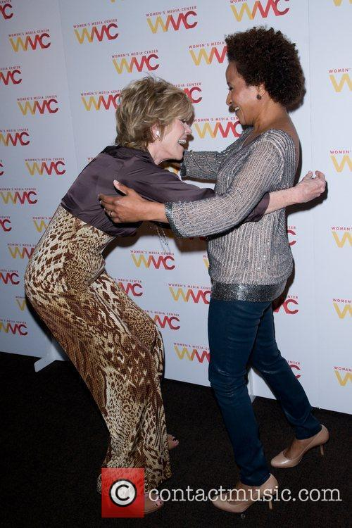 Jane Fonda and Wanda Sykes 1