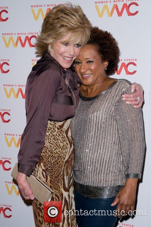 Jane Fonda and Wanda Sykes 10