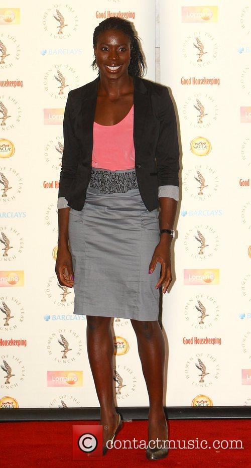 Christine Ohuruogu Women of the Year Lunch and...