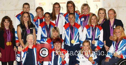 Olympic athletes Women of the Year Lunch and...