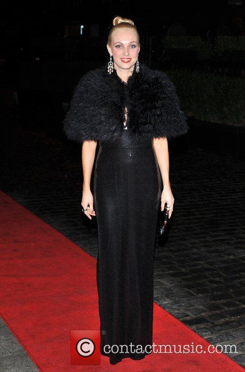 Camilla Dallerup 2012 Daily Mail Inspirational Women of...