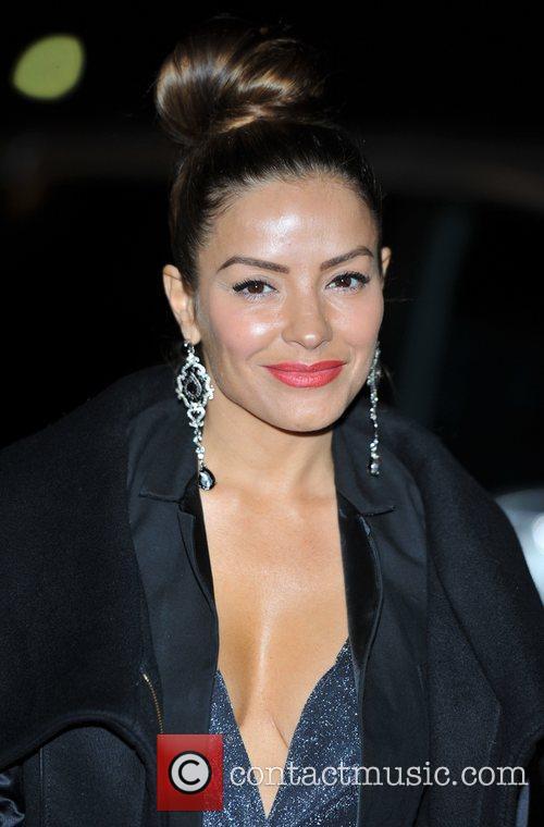 Elen Rivas 2012 Daily Mail Inspirational Women of...