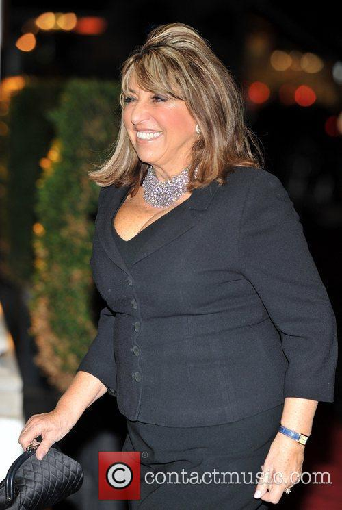 Eve Pollard 2012 Daily Mail Inspirational Women of...
