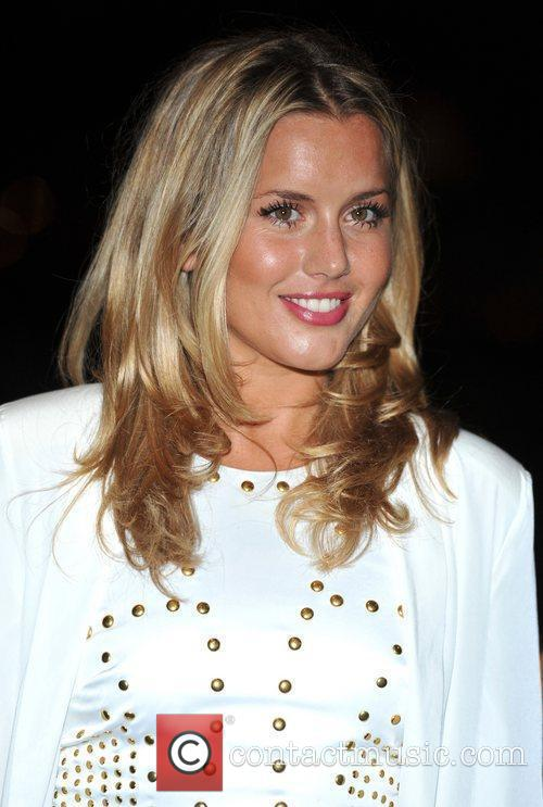 Caggie Dunlop 2012 Daily Mail Inspirational Women of...