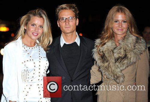 Caggie Dunlop, Oliver Proudlock, Millie Mackintosh 2012 Daily...