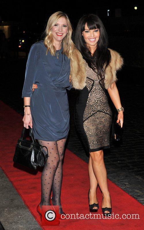Katie Piper, Lisa Faulkner 2012 Daily Mail Inspirational...