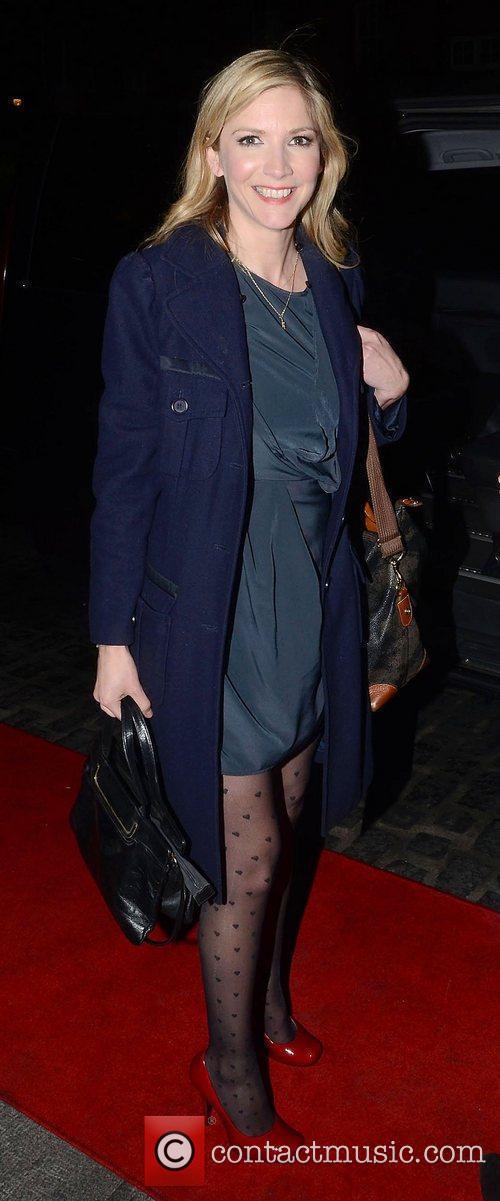 Lisa Faulkner,  2012 Daily Mail Inspirational Women...