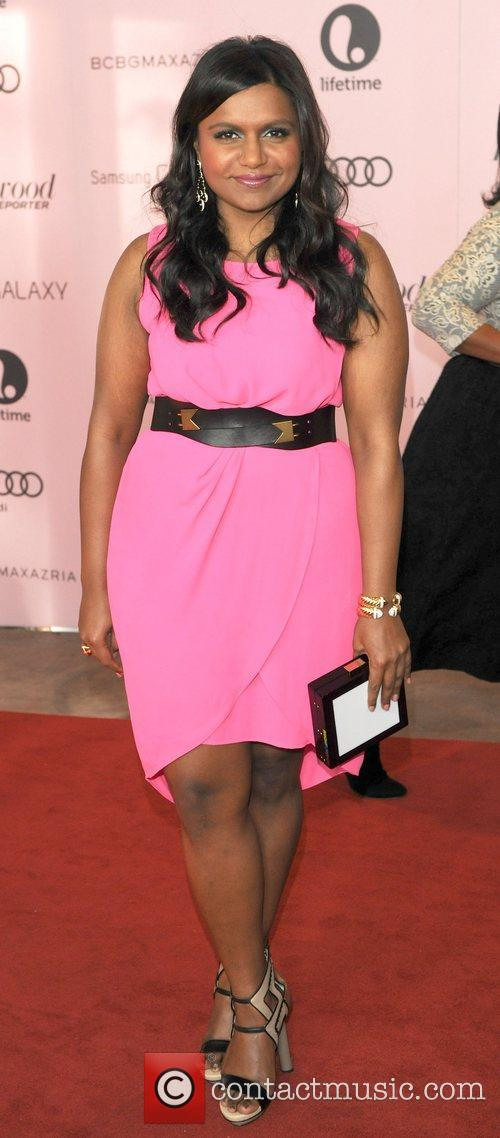 Mindy Kaling The Hollywood Reporter