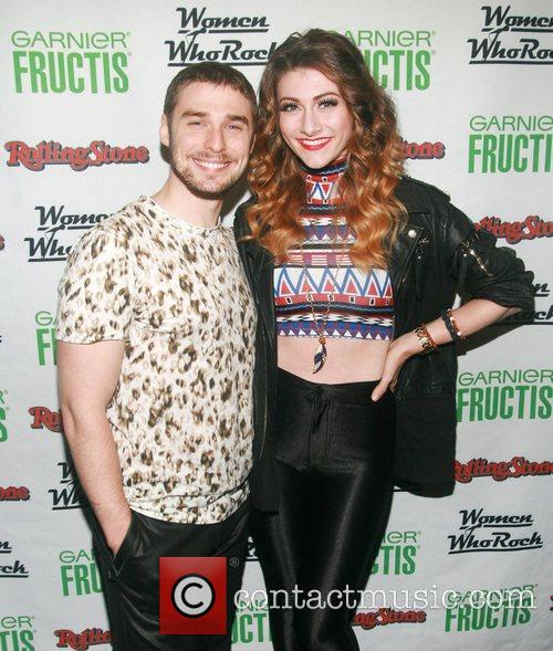 Nick Noonan and Amy Heidemann The Rolling Stone's...