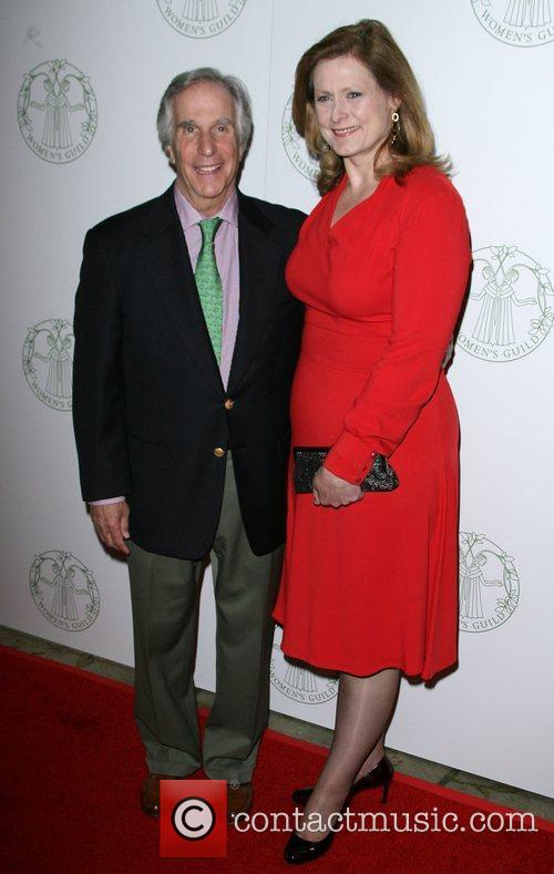 Henry Winkler and Sarah Brown 4