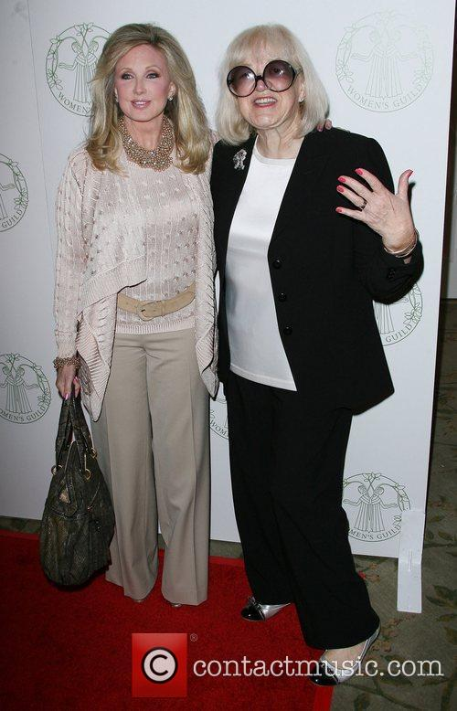 Morgan Fairchild and Marylouise Oates Women's Guild of...